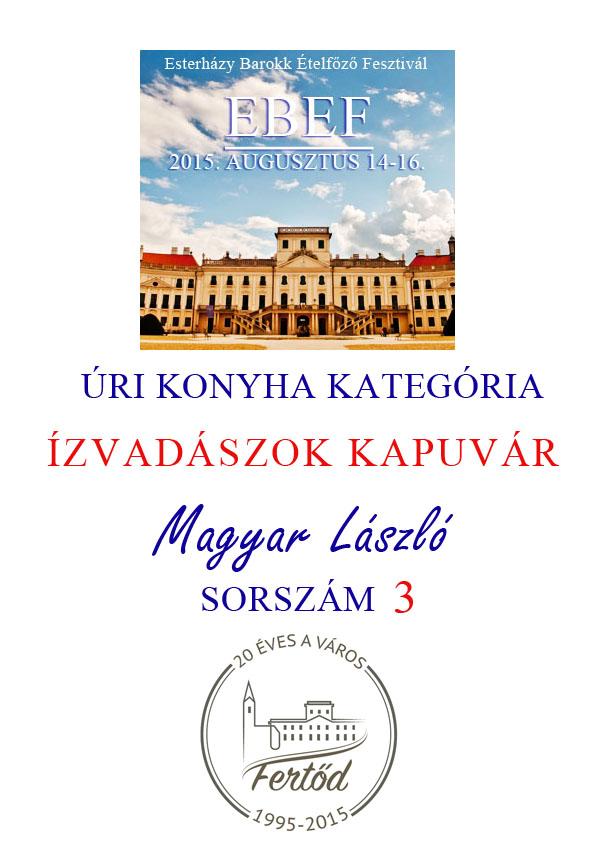 3. magyar
